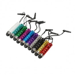 10pcs Plastic Stylus Pen for Capacitive Touch Screen Phone Tablet PC