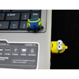 2015 RBT Real Capacity High Speed Despicable Me 8GB 16GB 32GB Pen Drive Pendrive USB Flash Drive For PC