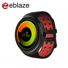 2017 New Arrival Zeblaze THOR Bluetooth Smart Watch 1GB+16GB SIM Card for IOS Android Phone with Camera GPS WIFI 3G Wristwatch