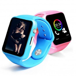 2017 WristWatch A1 Bluetooth Smart Watch Android SIM Camera For Android Iphone IOS Kids Women Smartwatch Support Multi languages