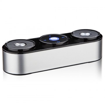 2.1 Channel Powerful Bass Stereo Wireless Bluetooth Speaker With Microphone FM Radio TF Card Play Touch Control32368993246