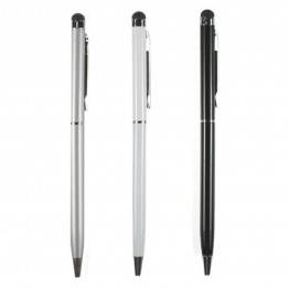 3 x 2 in1 Capacitive Touch Screen Stylus with Ball Point Pen For IPad For IPhone For IPod wholesale