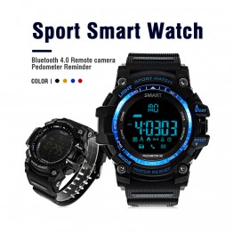 AIWATCH XWATCH Sport Smart Watch Waterproof Pedometer Stopwatch Smartwatch Call Message Reminder Wristwatch for Android IOS