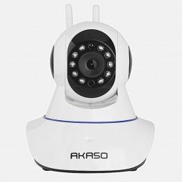 AKASO wireless wifi ip camera 720p wi-fi cctv home security camera surveillance P2P Night Vision onvif baby monitor