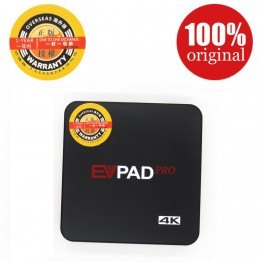 Android EVPAD Pro 1GB 16GB IPTV UBTV UNBLOCK UBOX Smart TV Box BT 4.0 HD Set Top Box 1000+Channels Overseas Chinese