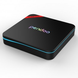 Android TV Box Amlogic S905X Pendoo TV Box Android 6.0 Marshmallow Quad-core X8 pro + 1GB 8GB -WIFI BT4.0 H.265