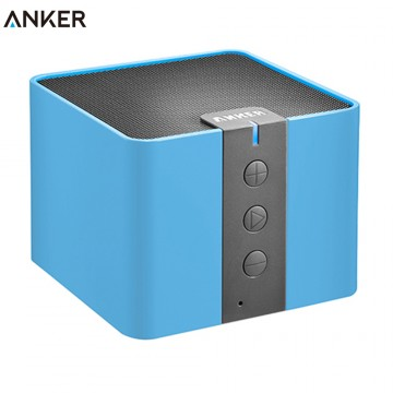 Anker Classic Portable Wireless Bluetooth Speaker Powerful Sound with Enhanced Bass 20 Hour Battery Life Built-in Mic