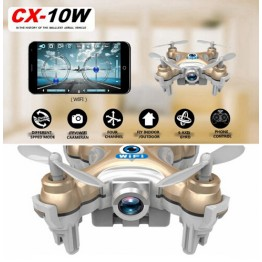 Best Seller ! Cheerson CX-10W Cx10w Remote Control Rc Drone Quadcopters Hexacopter Helicopter Drone With Fpv Wifi HD Camera Toys