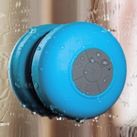 Bluetooth Speaker Portable Mini Wireless Waterproof Shower Speakers for Phone MP3 Bluetooth Receiver Hand Free Car Speaker BS001