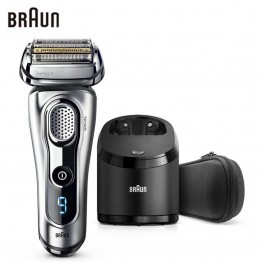 Braun Electric Shaver 9290CC For Men Rechargeable Safety Razor Series 9 Reciprocating Shaving Machine Four Heads Straight Razor