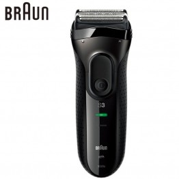 Braun Electric Shavers Series 3 3020S S3 shaver razor Blades Reciprocating Shaving Machine for Men Long Hair Trimmer 100-240V