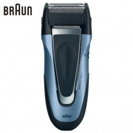 Braun Electric Shavers Triple Blades Reciprocating Sharp Shaving Razor Machine Electric Safety Razor For Men 199s-1 Hair Romoval