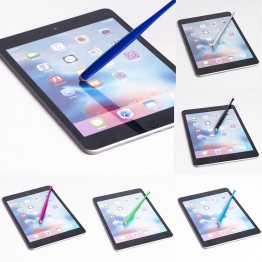 Capacitive Stylus Pen NEW Metal Mesh Micro-Fiber Tip Touch Screen Stylus Pen For Smart Phone Tablet PC for iPhone iPad