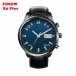 FINOW X5 Plus Smartwatch Phone Android 5.1 3G Quad Core 1.3GHz 1GB RAM 8GB ROM WIFI GPS BT 4.0 Smart Watch For Android IOS