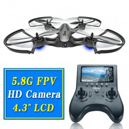 FPV 5.8G professional drone quadcopter with camera hd remote control toys rc helicopter aircraft Quadrocopte dron wifi copte