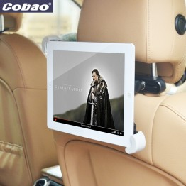 For 7/8/9 /10/11 inch 360 Degree Car Back Seat Headrest Mount Bracket Holder Support For iPad Tablet PC PDA Stand Accessories