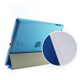For ipad 2 Leather Case for Apple ipad 2 3 4 Tablets Accessories Fashion Smart Elegant Stand Holder Case for ipad 4 Cover