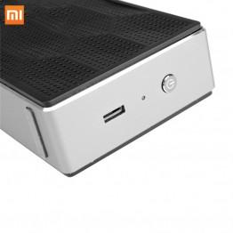 Freeshipping 100% Original Xiaomi Mi Bluetooth Speaker Box Portable Wirelee Square Sound Box Speaker for Smartphone PC Computer