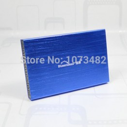 Free shipping On Sale 2.5''  Blueendless USB2.0 250GB HDD External hard drive Portable Storage disk wholesale and retail Prices