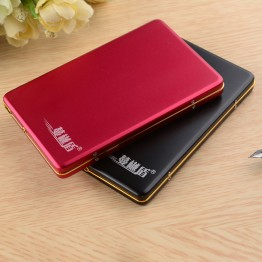 "HDD Manyuedun External Hard Drive 500gb High Speed 2.5"" hard disk for desktop and laptop Hd Externo 500G disque dur externe"