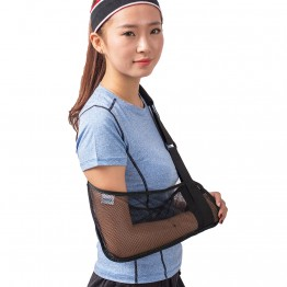 HKJD Mesh Breathable Arm Sling Shoulder Arm Support Brace Soft Pain Release  Shoulder Support