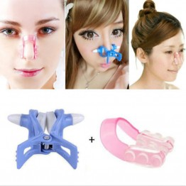 Health Massager Care Nose Up Shaping Shaper Lifting + Bridge Straightening Beauty Clip