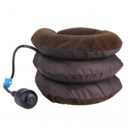 High Quality Air Cervical Neck Traction Soft Brace Device  Head Back Shoulder Neck Pain Health Care