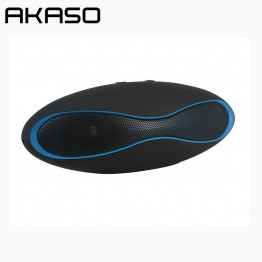 Hot Mult-function Mini Football Portable Speaker Wireless Bluetooth Speaker Mic Super FM Support for iPhone for Samsung