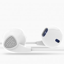 Hot Sale IM500 Earphone Noise Canceling Headphones Headset with Microphone Stereo Earpods for all mobile phone iPhone Xiaomi MP3