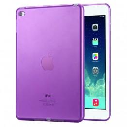 KISSCASE Fashion Slim Crystal Clear Protective Case For iPad Mini 4 Slim Thin Soft TPU Tablets Accessories Cover For iPad Mini 4