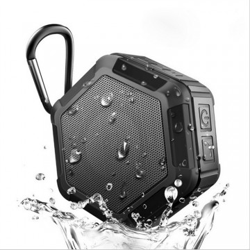 LANVEIN M5 Mini Portable Waterproof Wireless Bluetooth Speakers Outdoor Shower Speaker NFC Handsfree Call