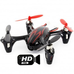 LeadingStar RC Drone X4 H107C 2.4G 4ch 6 Axis with 2MP Wide Angle Hd Camera RC Quadcopter RTF Altitude Hold RC Helicopter Toys