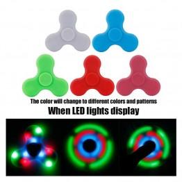 Luminous Spinner Wireless Bluetooth Speaker led light  Glow in the dark Column for iphone Xiaomi Huawei fone de ouvido