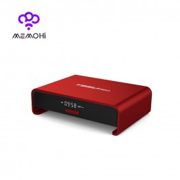 MEMOBOX T95U PRO Android 6.0 TV Box Amlogic S912 Octa core Support Dual band WiFi VP9 H.265 UHD 4K Player RAM 2GB ROM 16GB