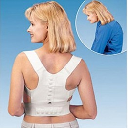 Medical Brace Corset Back Orthopedic Posture Correction Shoulder Brace Magnetic Posture Correction Upper Back Pain Relief