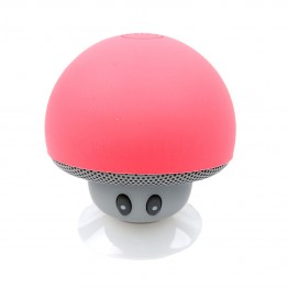 Mini Mushroom Wireless Bluetooth Speaker Portable Waterproof Shower Stereo Subwoofer Music Player For iPhone Mobile Phone Ta
