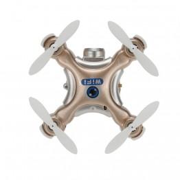 Mini Original CX-10W 4CH 6-Axis Gyro Wifi FPV Quadcopter RTF Mini RC Drone with 0.3MP Camera 3D Flips Function