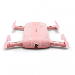 NEW ELFIE Foldable mini RC drone selfie dron with HD Camera Altitude Hold Quadcopter WiFI FPV Transmission Quadrcopter JJRC H37