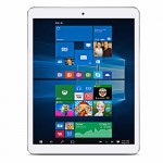 Original 9.7 inch Teclast X98 Plus II Intel Cherry Trail X5 tablet Windows 10 Home + Android 5.1 Dual OS 4GB 64GB 8000mAh