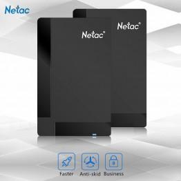 Original Netac K218 External Hard Drive 500GB 1TB HDD USB 3.0 Externo Disco HD Disk Storage Devices for Laptop Desktop Hard Disk
