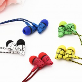 Original PTM A10 Earphone Bass Headset with Microphone for Mobile Phones iPhone Stereo Earbuds Earpods Airpods