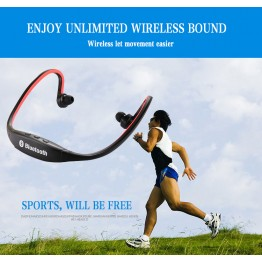 Original S9 Sport Wireless Bluetooth 3.0 Earphone Headphones headset for iphone 6/5/4 galaxy S5/S4/3 iOS/Android with microphone