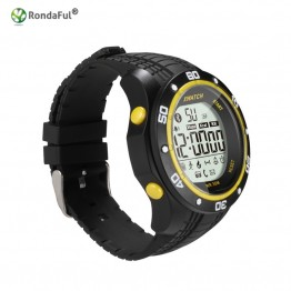 Original XWatch Outdoor Sport Smart Watch Waterproof Night Visible Pedometer APP Sleep Monitor for Android IOS Bluetooth 4.0