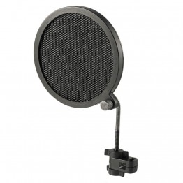 PS-2 Double Layer Studio Microphone Mic Wind Screen Pop Filter/ Swivel Mount / Mask Shied For Speaking Recording