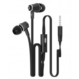 PTM Earbuds P3 3.5mm In-ear Earphone Headsets Super Bass with Mic for mobile phone iPhone Mi MP3/MP4 Airpods