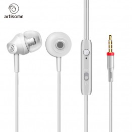 Portable Mini Stereo Bass Earphone For iPhone 5 6 Samsung S8 Headset Mobile Phone Microphone Wired Outdoors Sport Earphones