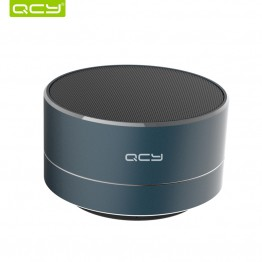 QCY A10 wireless bluetooth speaker metal mini portable subwoof sound with Mic support TF card FM radio AUX for iPhone Samsung