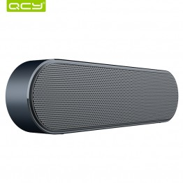 QCY B900 Bluetooth speaker metal wireless portable 3D stereo sound system MP3 music audio player AUX with MIC for android iphone