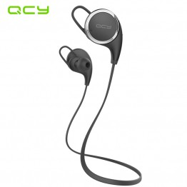 QCY NEW Bluetooth V4.1 Headphones Wireless Sports Earphones Sweatproof Headsets Aptx HIFI 3D Stereo with MIC for Xiaomi iPhone