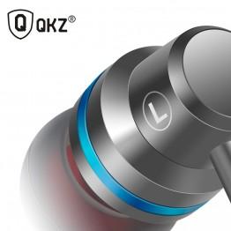 QKZ DM1 In-Ear Earphone Special Edition Headset Clear Bass Earphones With Microphone 3 Colors fone de ouvido audifonos Headset